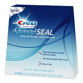 Crest Whitestrips, Advanced Seal, 14-Count Boxes