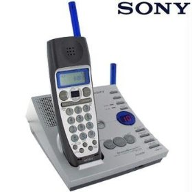 SONY SPP-A2770 CID / Multi-Handset / Walkie Talkie Combo