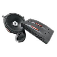 Boston Acoustics SL 60 - Car speaker - 2-way - component