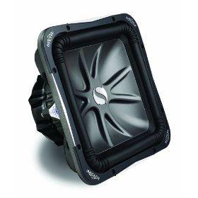 Kicker 08S15L72 Solo-Baric 15-Inch 380mm 2-Ohm DVC Subwoofer