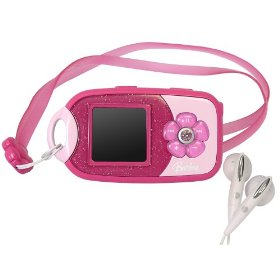 Barbie Petal BAR900 MP3 Player