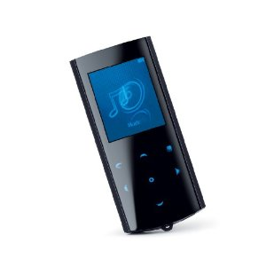 IDW400 4 GB Video MP3 Player (Touch Keypads)