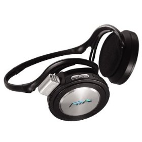 Aiwa Headphone-Style 128MB MP3 Player - AZ HS128