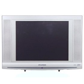 @sylvania rb rlc155sc8 15inch tv lcd digital