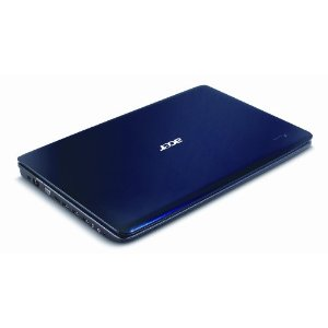 Acer Aspire AS7740-5142 17.3-Inch HD Display Laptop (Blue)