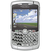 RIM BlackBerry 8320 Curve Unlocked Smartphone with 2.0 Megapixel Camera, GSM Technology, Silver