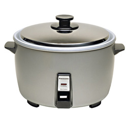 Panasonic srga721 lid rice cooker 40 cup 220volts commercial