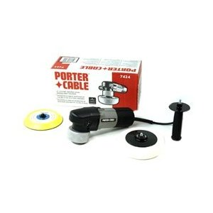Porter Cable ULTIMATE DETAILING MACHINE -PROFESSIONAL RANDOM ORBITAL BUFFER