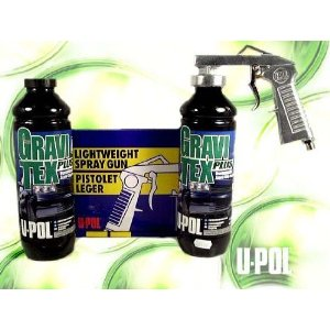 U-POL Auto Paint ROCK-STONE CHIP PROTECTOR-UNDERCOATING