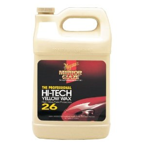 Meguiars M2601 Hi-Tech Yellow Wax