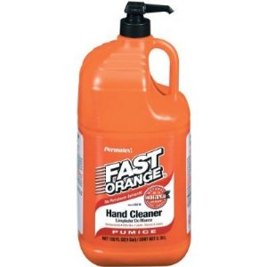 Permatex 25218 Fast Orange Pumice Lotion Hand Cleaner