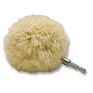 3 inch Lake Country Wool-Ball Polishing Ball