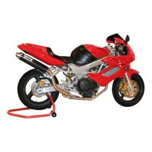 Motorcycle Swingarm Stand ? Red