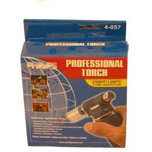 Phillips Professional Torch Handheld Auto Weld Gun Hot!