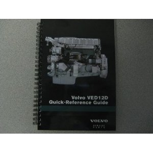 Volvo VED12D Quick-Reference Guide
