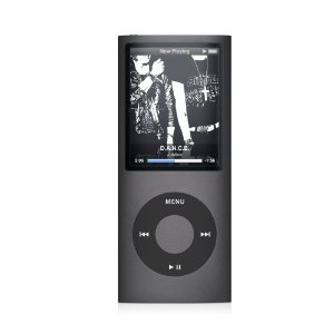 Apple iPod nano 8 GB Black (4th Generation) [Previous Model]