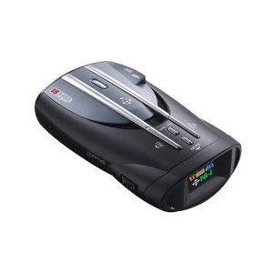 Cobra XRS 9945 Voice Alert 15 Band Radar/Laser Detector with Full-Color DataGrafix Display, Digital Compass, and Upgradeable Features