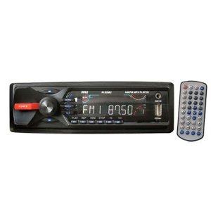 PYLE PL92MU AM/FM-MPX Electronic Tunning Radio with USB/SD/MMC Reader