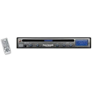 Power Acoustik PADVD-450 Half-Din In-Dash DVD Player