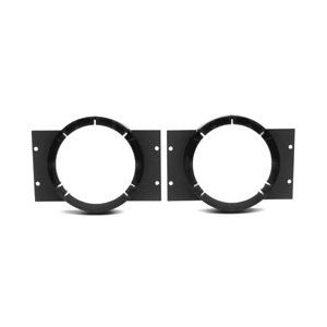 Metra 823300 Chevy Cavalier/Pontiac Sunfire 1995-Up Speaker Adapter Plates (1 Each)