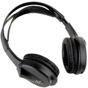 Boss Audio Hp25 2-Channel Ir Cordless Headphones