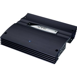 JVC KSAX4504 Bridgeable 4-Channel Power Vehicle Amplifier