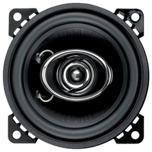 Boss Audio D40.2 Two-Way 4-Inch Diablo Speaker - Single (Black)