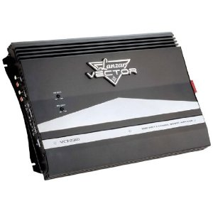 LANZAR VCT2310 3000 Watt 2 Channel High Power MOSFET Amplifier