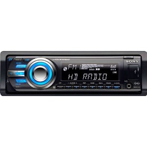 Sony CDX-GT700HD In-Dash CD Receiver MP3/WMA/AAC Player with HD Radio