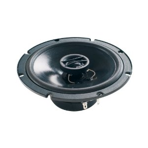 PowerBass S-652 6.5-Inch Coaxial Speaker Set (Pair)