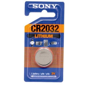 Sony CR2032 Lithium Ion Battery