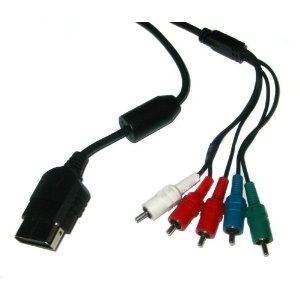 Xbox AV HDTV Component Cable