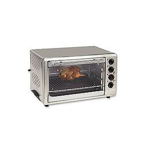 Avanti Convection - Rotisserie Oven - Stainless Steel