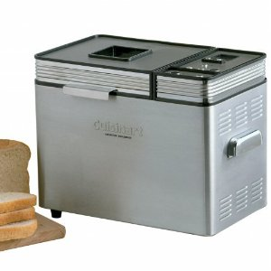 Cuisinart Stainless Steel Convection Breadmaker