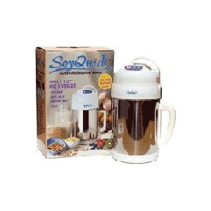 Soy Milk Maker - SoyQuick Automatic Soymilk Maker SDZ-5