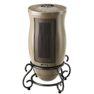 Lasko 6410 Designer Series Oscillating Ceramic Heater