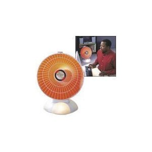 Presto HeatDish Plus Footlight - Parabolic Electric Heater