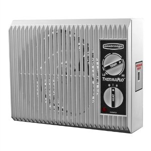 Wall mount bed/bath 1500W heater