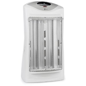 Holmes HQH319-U Quartz Tower Heater with 1Touch� Electronic Thermostat