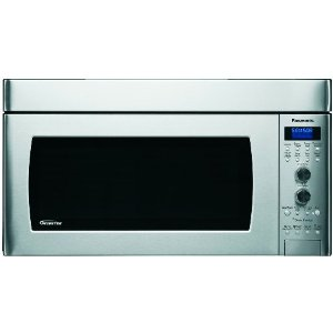Panasonic NN-SD297S 2-Cubic Foot 1200-Watt Stainless Steel Oven, Stainless