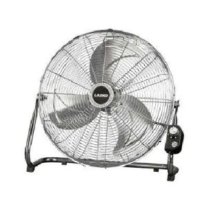 Lasko High Velocity Floor or Wall-Mount Fan, 20-Inch