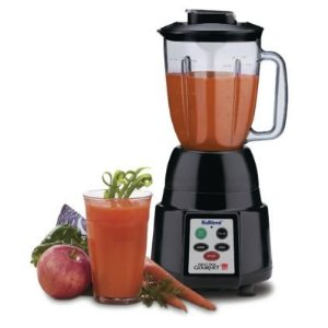 NuBlend Blender With Electronic Touch Controls