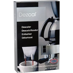 Urnex Dezcal Activated Scale Remover Retail 4-Pack