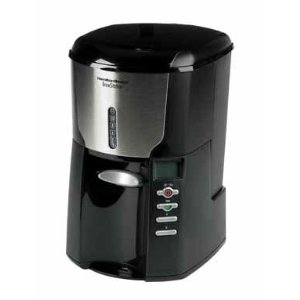 Hamilton Beach 47665 BrewStation Plus 12-Cup Automatic Drip Coffeemaker