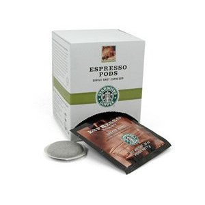 Starbucks Coffee Bold Espresso Pods 24-pods