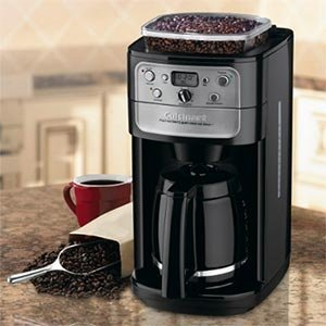 Cuisinart Fully Automatic Burr Grind & Brew 12 Cup Coffeemaker
