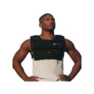 MiR 60Lbs Short Adjustable Weighted Vest