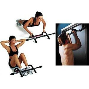 Sova Therapy Chin-up Bar Pull up Bar Doorway Gym