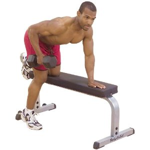 Body-Solid� Flat Bench (GFB350)