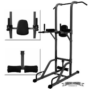 EF Fitness Power Tower Vertical Knee Raise VKR EF-4432